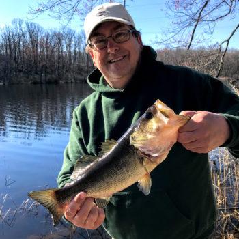 Fish Commission Laison Tom Fogarty